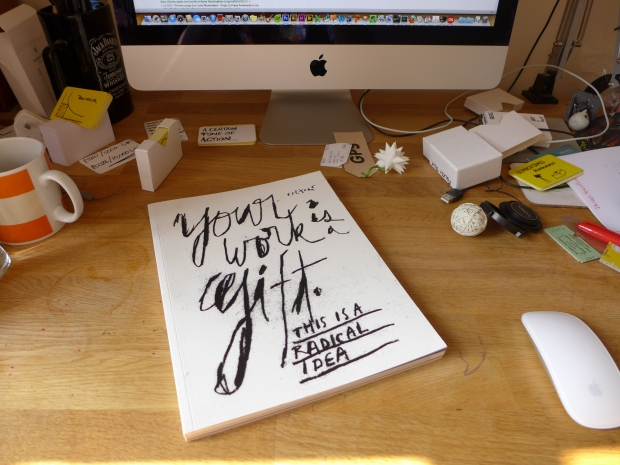 Year-Book-On-Desk